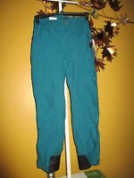 Nordica Vertech Womans Teal Green Snowboard Ski Thermolite Insulated Pant 12