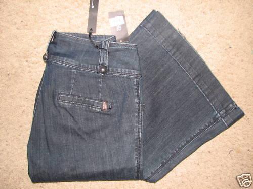 NWT Buffalo brand Winn wide leg stretch jeans sz.26