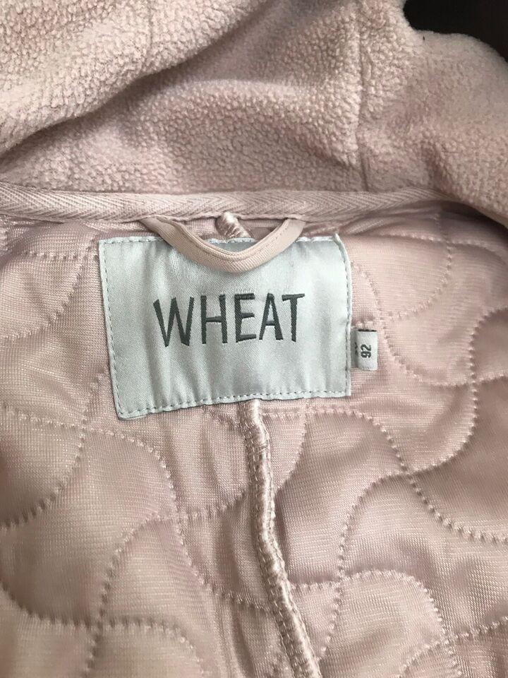 Termotøj, Termodragt, Wheat
