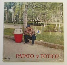PATATO Y TOTICO / LP RECORD / SHRINK / N MINT