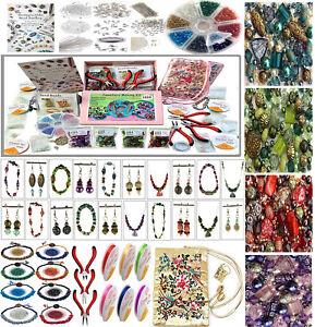 Adults-Jewellery-Making-Beads-Starter-Kit-Girls-Gift-Set
