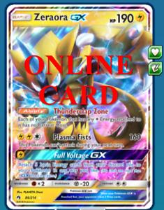 Zeraora-GX-RA-Lost-Thunder-Digital-Card-Pokemon-TCG-ONLINE-PTCGO-SENT-FAST