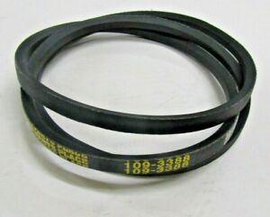 8TEN Pump Drive Belt Exmark Lazer Z AS S X E Quest Toro Z master G3 109-3388