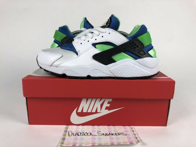 Nike Air Huarache OG Retro Scream Green 11.5 US 10.5 UK 45.5 318429 100