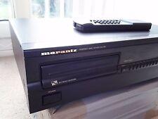 Marantz CD-52 CD Player with remote control - HI-FI separate