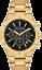Bulova-Men-039-s-97B161-Quartz-Chronograph-Black-Dial-Gold-Tone-Bracelet-43mm-Watch