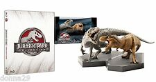 Jurassic Park Collection Limited Edition GiftSet Blu-Ray New&Sealed-All 4 Movies