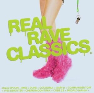 Real-Rave-Classics-Jam-amp-Spoon-RMB-Dune-Cocooma-Gary-D-Yves-Deruyte-CD