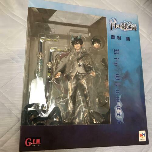 Ao no Blue Exorcist Okumura Rin GEM series Figure Statue Megahouse Japan
