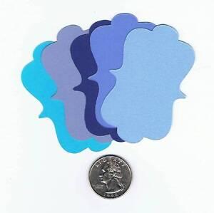 25-Vintage-Blue-Tag-Labels-Blank-Cardstock-Wedding-Frame-Blues-Paper