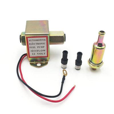 12V Fuel Pump APU RV MD7781 for Generator Generac Kohler Onan Yanmar Gas//Diesel