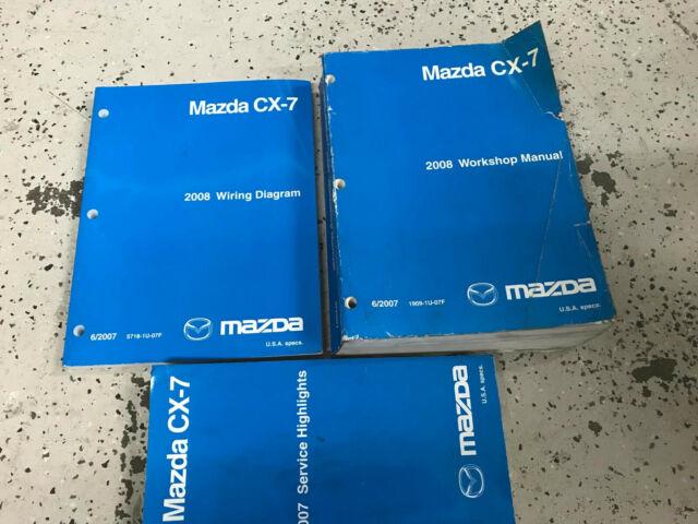 2008 Mazda Cx7 Cx
