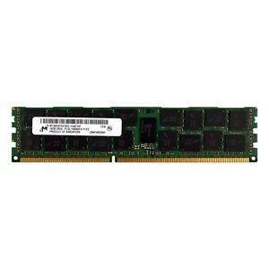 Micron-16gb-2rx4-pc3l-10600r-ddr3-1333mhz-1-35v-ECC-REG-RDIMM-Memory-Ram-1x16g