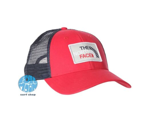 New THE NORTH FACE USA Mudder Mens Trucker Snapback Cap Hat