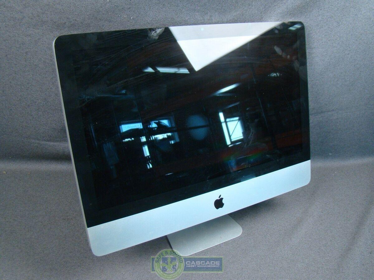 Used Apple iMac 21.5