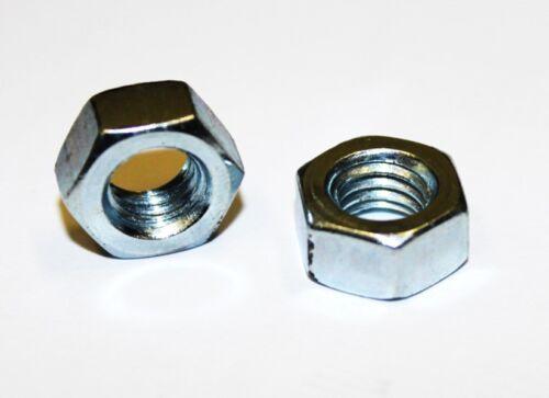 Impresora 3d M8 Standard & nyloc NUTS-se adapta a 8 mm Varillas Roscadas / Pernos-Reprap