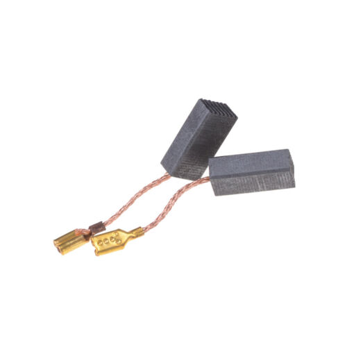 10x 15 x 8 x 5mm Power Tool Motor Carbon Brush Replacement KQ