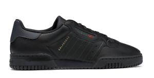 Neue adidas schwarz yeezy powerphase calabasas kern schwarz adidas kanye west cg6420 größe 10,5 00fe30