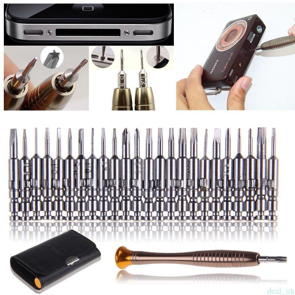 Multi Bits Precision Screwdrivers Set for Mobile Phone Repair Opening Tools