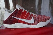 Nike Kobe XI Elite Low 4KB Krispy Kreme Red Horse White 824463-606 Sz 10