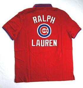 Unpackaged POLO RALPH LAUREN Men´s MLB Collection Cubs