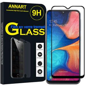 Vitre-De-Protecteur-d-039-ecran-Film-Verre-Trempe-Samsung-Galaxy-A20E-A20e-Dual