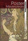 Poster Masterpieces 9780486488943 Dover Publications Inc 2012 Postcard
