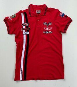 TODD-KELLY-22-HSV-TK-Racing-Polo-t-shirt-NWT-size-S-VB-Yamaha-JetPilot-RARE