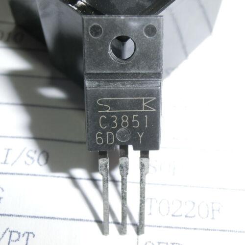 5PCS C3851 2SC3851 2SC3851A TO-220F
