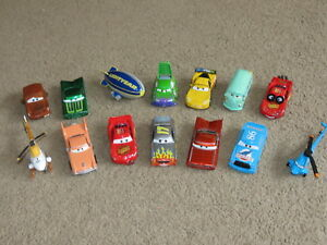 Fun Lot Of 14 Mattel Disney Pixar Cars Cars 2 Cars 3 Diecast Toy Cars Ebay