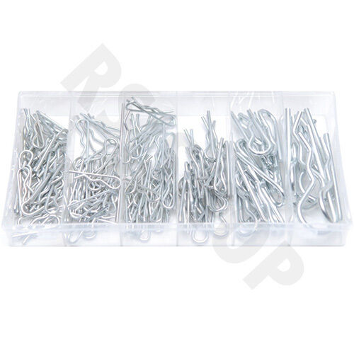 6 Popular Sizes with Storage Case New 150 Piece Hair Pin Assortment Set Kit