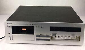 Vintage-Yamaha-K-960-natural-sonido-estereo-reproductor-de-cinta-de-Cassette-Deck-piezas-reparacion