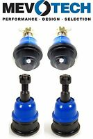 Chevrolet Silverado 3500 Avalanche 2500 Set Of 2 Front Upper & Lower Ball Joints