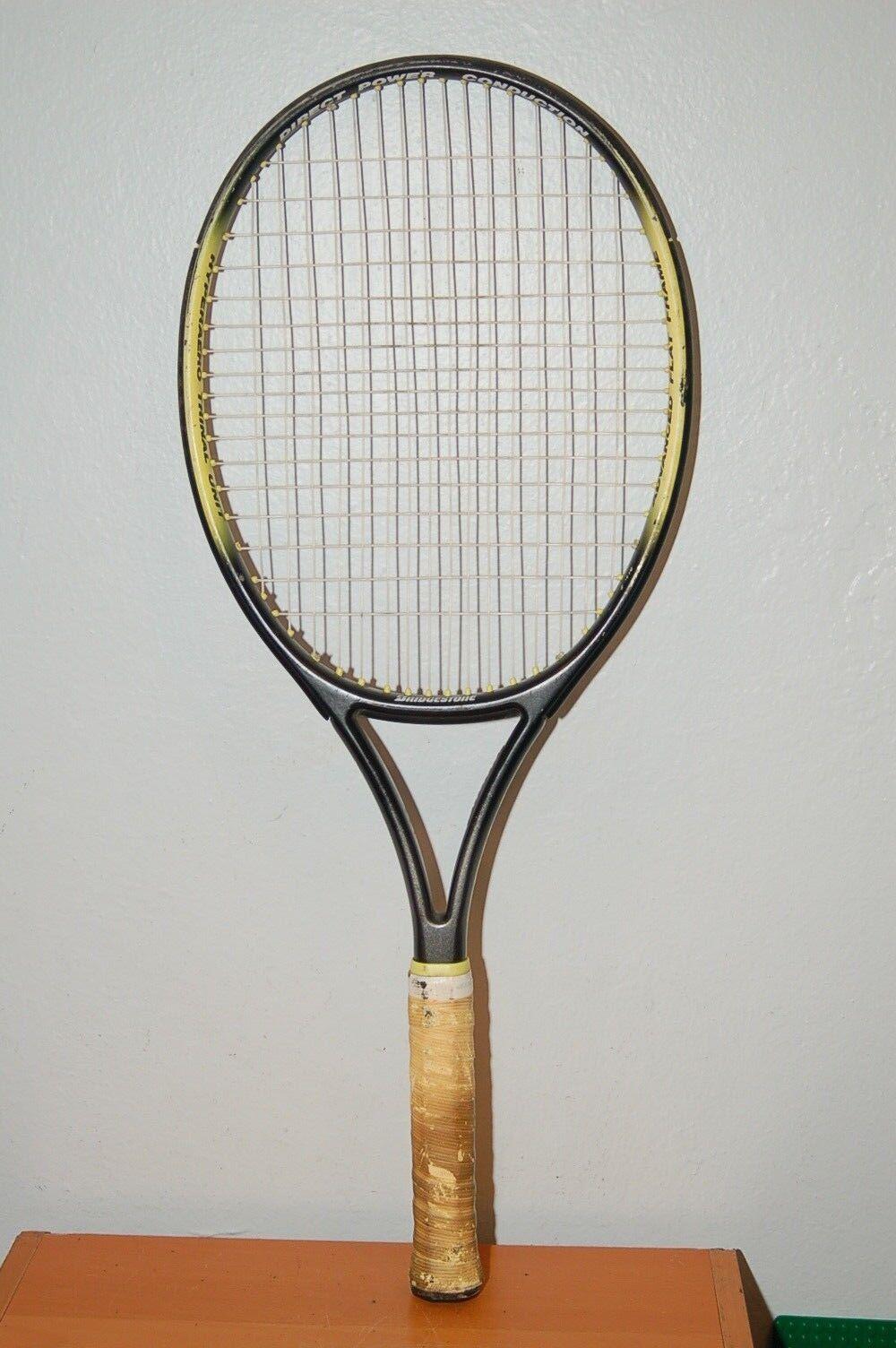 BRIDGESTONE Hyperaero RV-110 Tennis Racquet 4 1 4