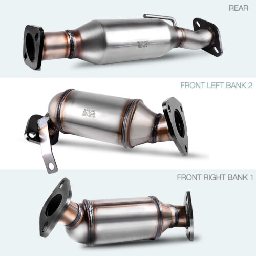 2007-2017 GMC ACADIA  3.6L  Manifold Catalytic Converters LEFT AND RIGHT