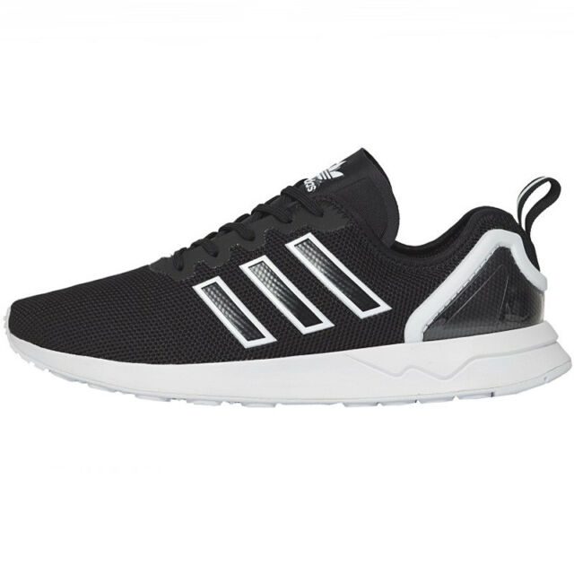 cheap for discount cf013 5b395 Adidas Originals Zx Flux Adv Sneaker Men s Shoes Black Trainers S79005 New