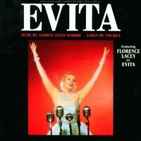Evita Highlights of the original Broadway-production for world tour 1989/.. [CD]
