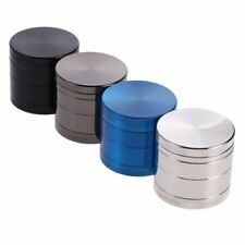 Grinders The Cheapest Price 1 X Plastic&metal Cheap Gridners 2 Parts 40mm Spice Tobacco Crusher Hand Sale Price Tobacciana