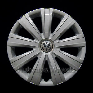 Volkswagen Jetta 2011-2012 Hubcap - Genuine Factory Original 61562 Wheel Cover | eBay