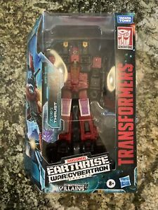 Transformers Earthrise Thrust War For Cybertron Target Exclusive New In Box