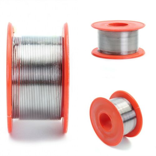 Electronic Tin Le Solder Core Flux Soldering Welding Wire Spool Reel 0.8mm 63//37