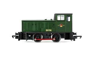 Hornby-R3755-BR-039-D9706-039-0-4-0-Bagnall-Diesel-Shunter-Locomotive-Era-6