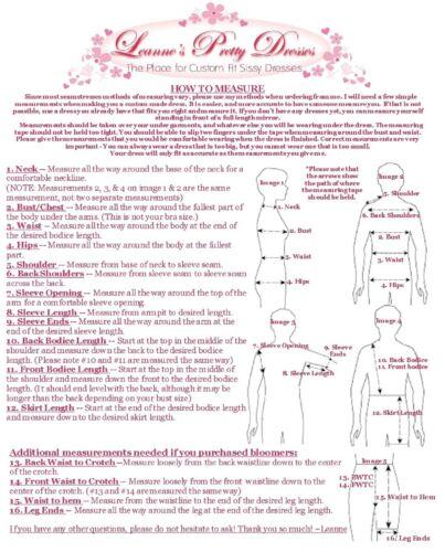 "/""Brooklyn/"" Custom Fit SATIN /& SHEER Adult LG Sissy Baby Dress /& SASH LEANNE"