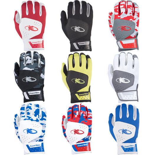 Black MBGL18-BLK SMALL 2018 Miken Pro Adult Batting Gloves