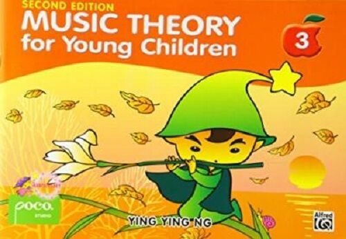 Music Theory For Young Children: Book 3 by Ying Ying Ng