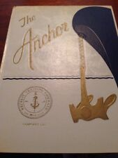 US Naval Traning Center San Diego The Anchor Class Book Company 90-092