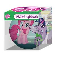 My Little Pony Group Twilight Pinkie Pie Licensed Christmas Ornament on sale