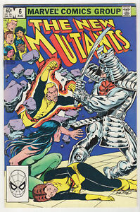The-New-Mutants-LOT-8-Marvel-1983-90-FN-VF-Magneto-Chris-Claremont-Sienkiewicz