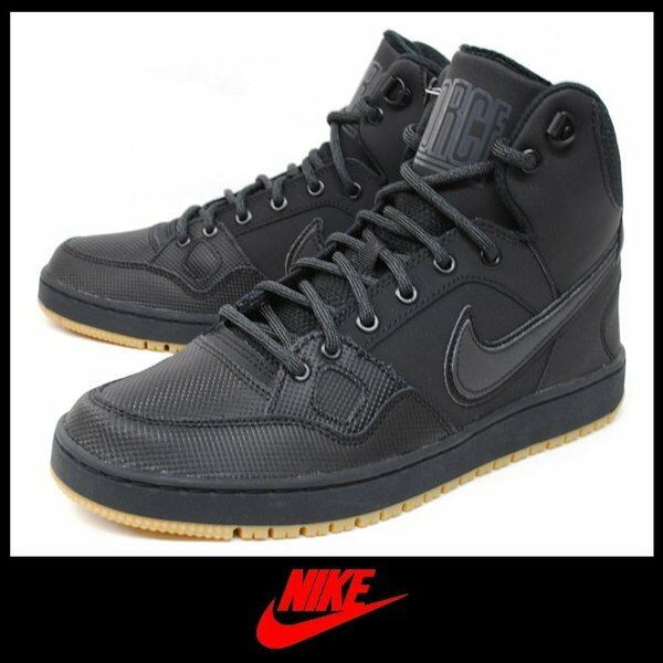 92c83a99f6b Men s Shoes SNEAKERS Nike Son of Force Mid Winter 807242 009 UK 8 for sale  online