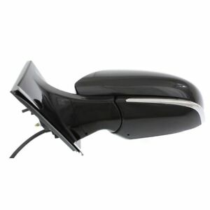 Fits 16-18 Toyota Prius /& 17-18 Prime Passengers Side View Power Mirror Heated